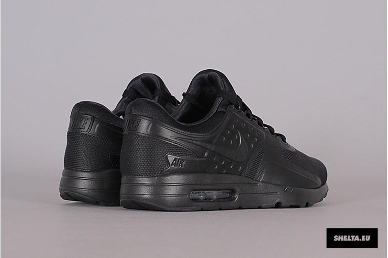 release date: 8c125 b30b0 Nike Air Max Zero Triple Black - KicksOnFire.com