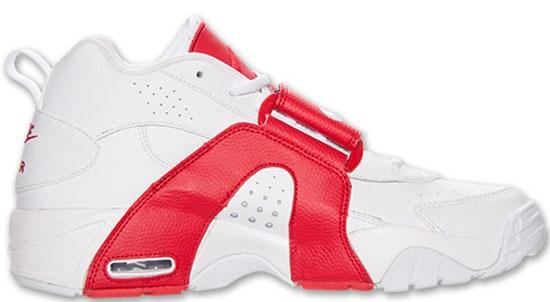 Nike Air Veer - White   White - University Red - KicksOnFire.com 1160a165f7