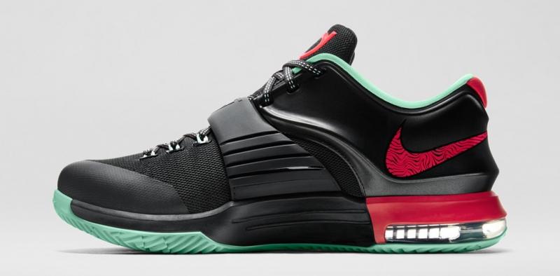 quality design 2f128 3414d Nike KD 7