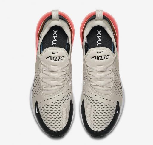 Nike Air Max 270 Schwarz Dusty Kaktus Weiß Kaufen