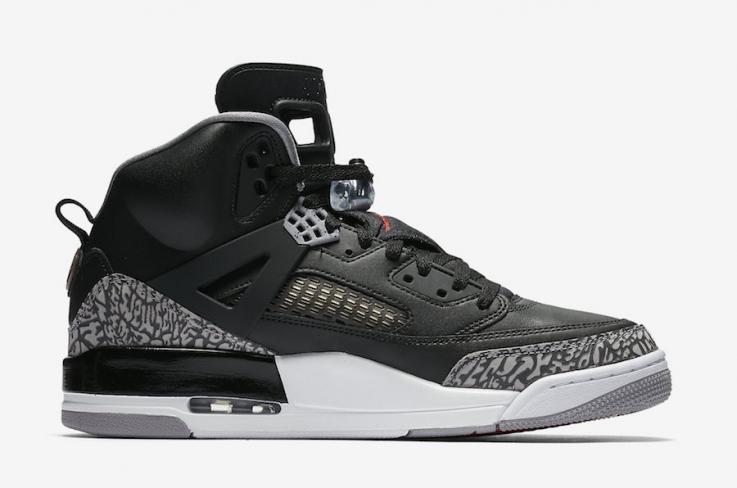 1bad646fc1d8 Jordan Spizike Black Cement - KicksOnFire.com