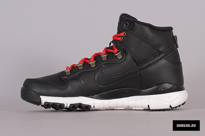 d8a5f8a9e4c0 Nike SB Dunk High Boot Black - KicksOnFire.com