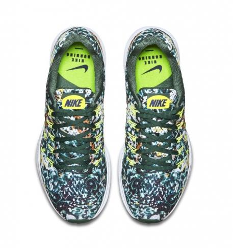 on sale 1b915 50a34 Nike Air Zoom Pegasus 33 - Brazil Rain Forest Print - KicksOnFire.com