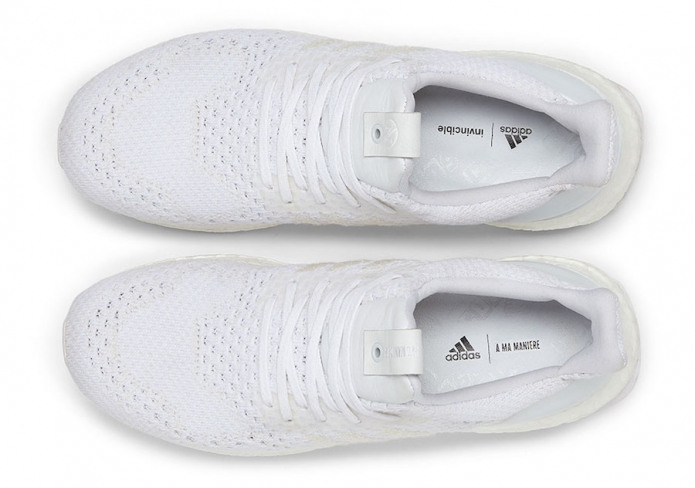new product 7de7c a0d17 Invincible x A Ma Maniere x adidas Consortium Ultra Boost ...
