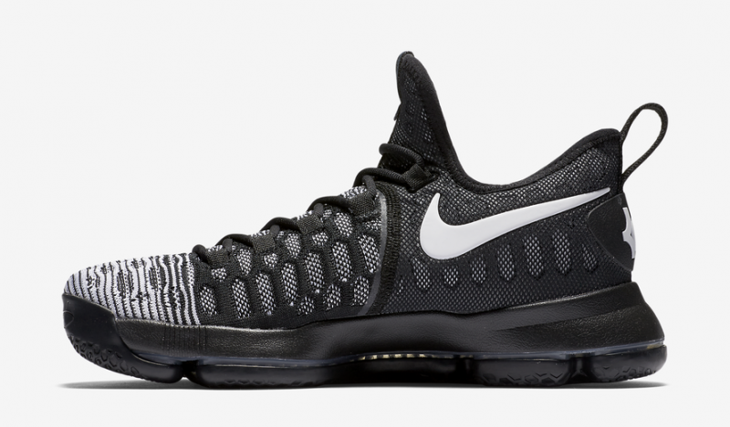6c17bf675da7 ... Nike KD 9 - BlackWhite - KicksOnFire.com ...