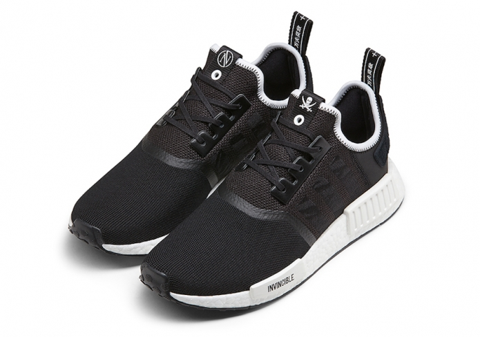 quality design 5a147 023e9 INVINCIBLE x NEIGHBORHOOD x adidas NMD R1 - KicksOnFire.com