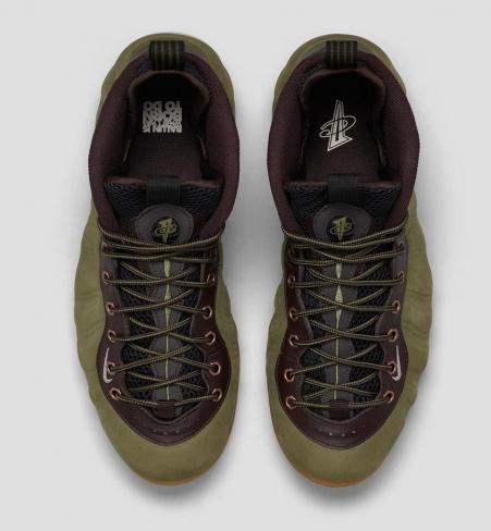 timeless design 67f16 8a76b Nike Air Foamposite One - Olive - KicksOnFire.com