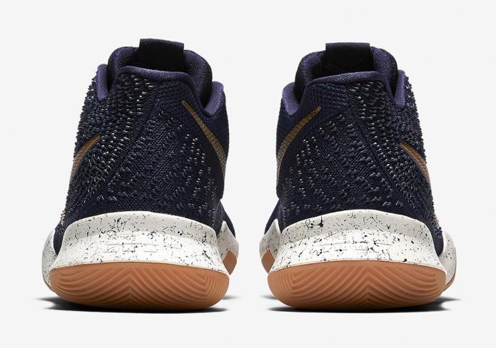 best website a46a6 bbe4c Nike Kyrie 3 Obsidian - KicksOnFire.com