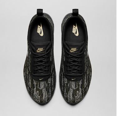 Nike Wmns Air Max Thea Jacquard (Black Metallic Gold Sail)
