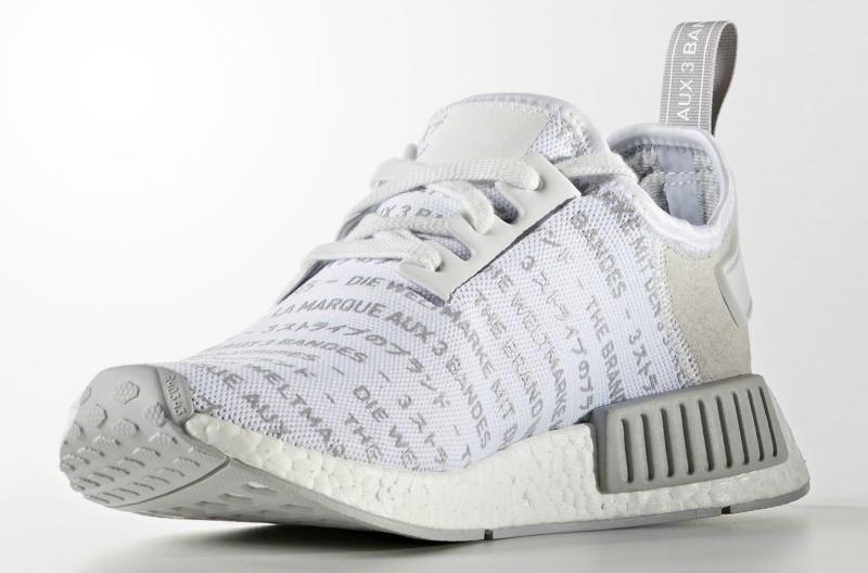 1b3ee421e7425 adidas NMD Blackout Whiteout - White - KicksOnFire.com