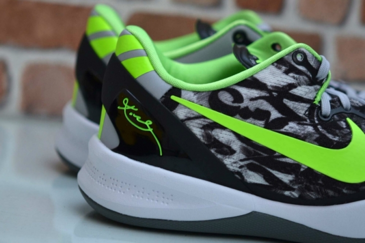 Nike Kobe 8 System Graffti