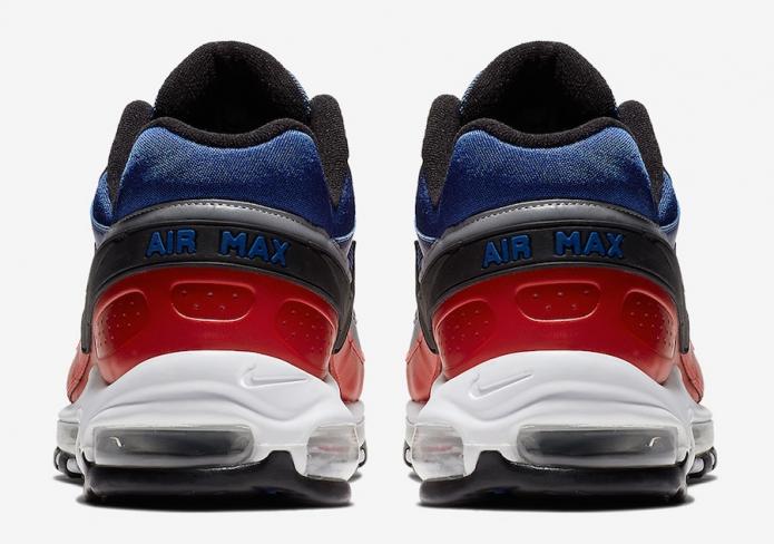 Nike Air Max 97BW Deep Royal Blue University Red