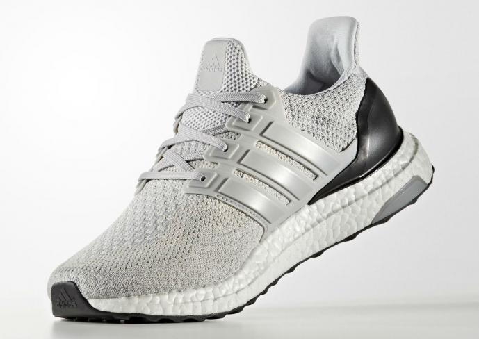 Adidas De Ultra Impulso 2.0 De Color Gris Claro i0OomfByQ