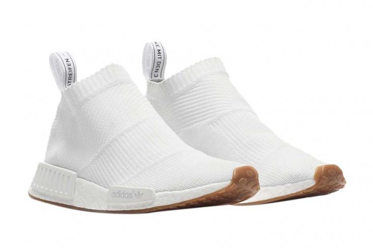Adidas Nmd City Sock White Gum Kicksonfire Com