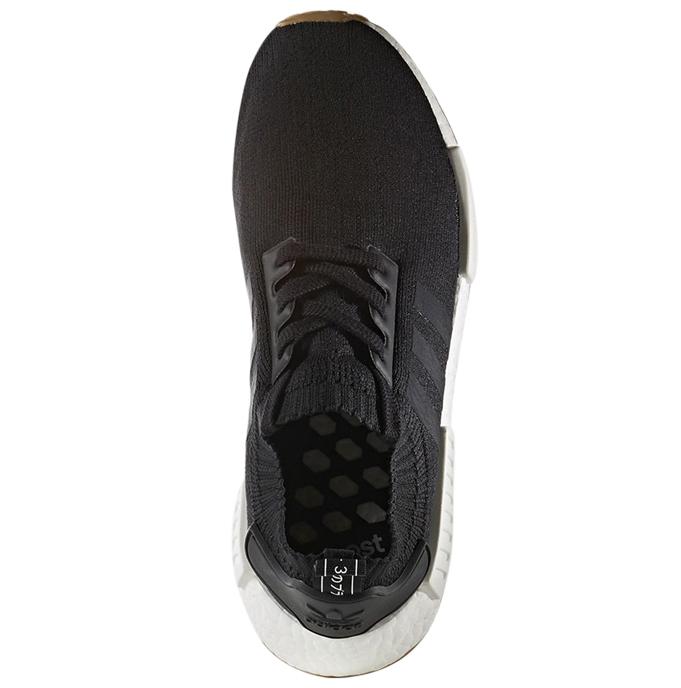 Adidas Nmd R1 Black Gum Kicksonfire Com