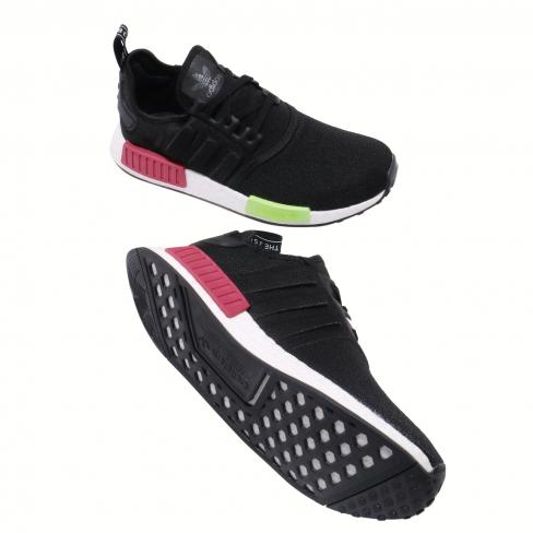 Adidas Nmd R1 Core Black Energy Pink Kicksonfire Com