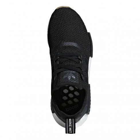 Adidas Nmd R1 Gum Sole Core Black Kicksonfire Com