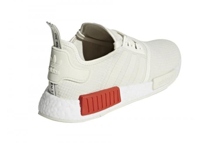 Adidas Nmd R1 Off White Lush Red Kicksonfire Com