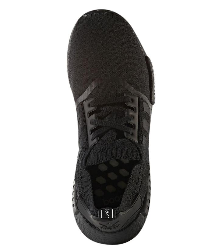Adidas Nmd R1 Primeknit Japan Triple Black Kicksonfire Com