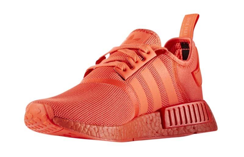 Adidas Nmd R1 Triple Solar Red Kicksonfire Com