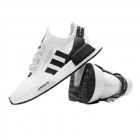 Adidas Nmd R1 V2 Cloud White Core Black Kicksonfire Com