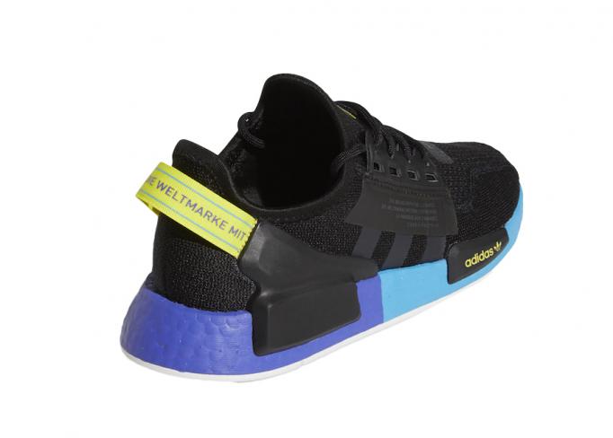 Adidas Nmd R1 V2 Core Black Carbon Kicksonfire Com