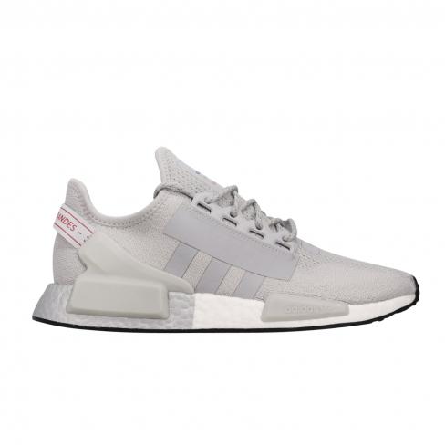 Adidas Nmd R1 V2 Grey Two Silver Metallic Kicksonfire Com