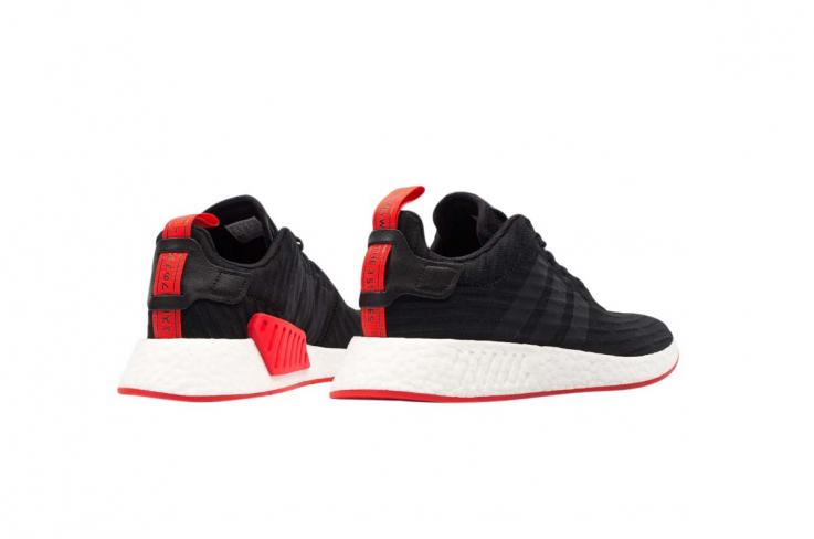 Adidas Nmd R2 Core Black Red Kicksonfire Com