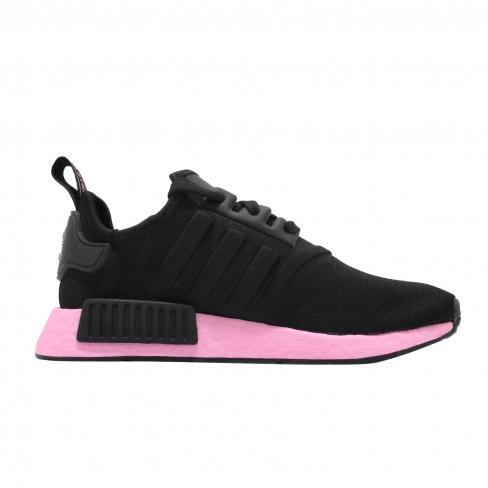 Adidas Wmns Nmd R1 Core Black True Pink Kicksonfire Com