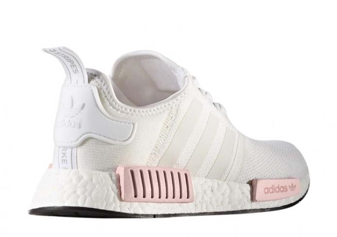 Adidas Wmns Nmd R1 White Rose Kicksonfire Com