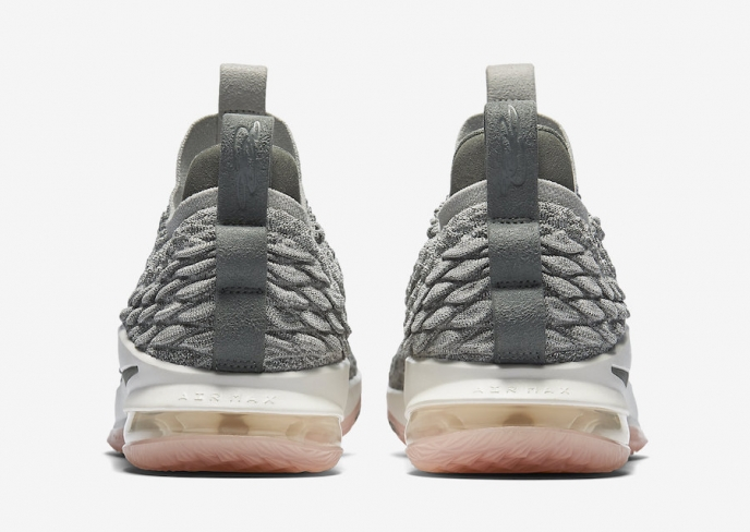 2a9d5d02709a Nike LeBron 15 Low Light Bone. Buy Now From  194