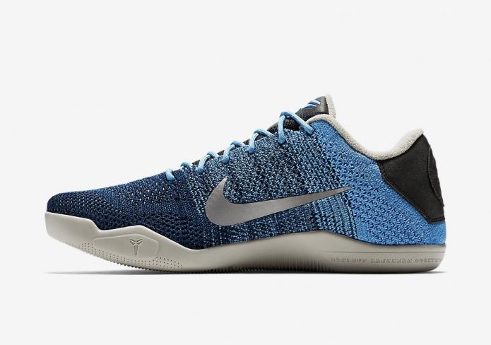 a4cce32e5ab9 Nike Kobe 11 - Brave Blue - KicksOnFire.com