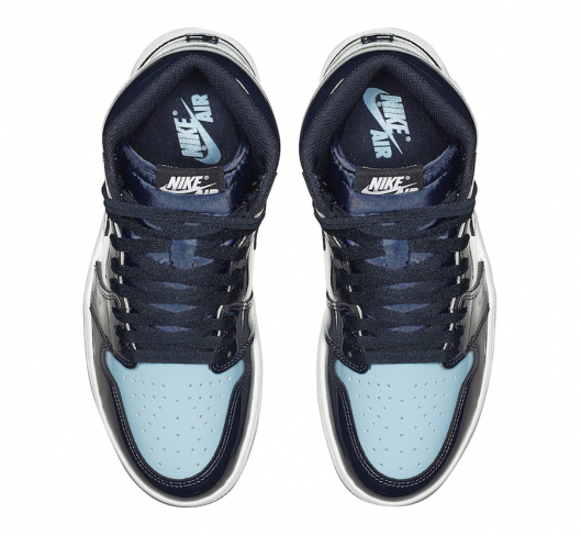 Air Jordan 1 Retro High Og Wmns Blue Chill Kicksonfire Com