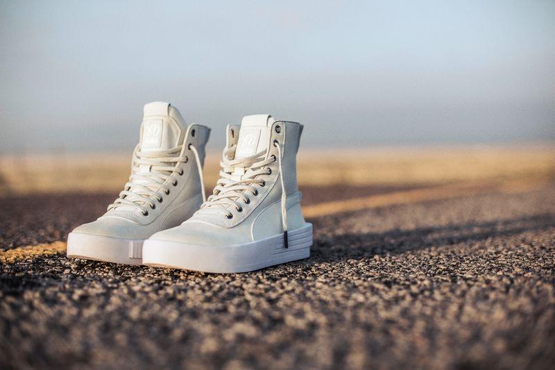 the best attitude ce78e bdd80 PUMA XO Parallel White - KicksOnFire.com