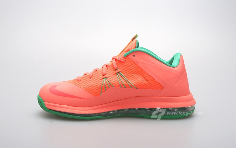 los angeles edac5 0c0cd Nike Lebron 10 Low - Watermelon - KicksOnFire.com