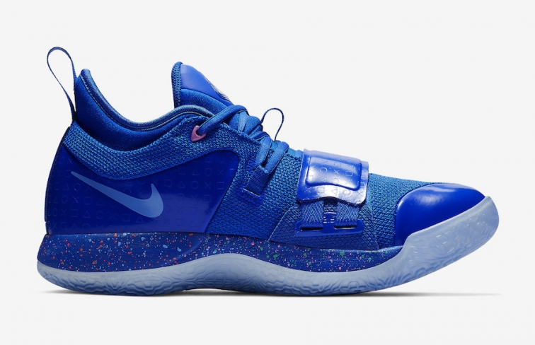 PlayStation x Nike PG 2.5 Royal - KicksOnFire.com bafb3e25e