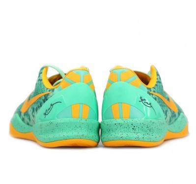 604c988ee5af Nike Kobe 8 - Green Glow - KicksOnFire.com