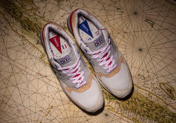 buy online 2c277 fa580 Concepts x New Balance 999 Hyannis - KicksOnFire.com