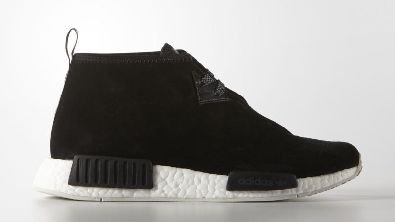 9bcabd43e84f adidas NMD Chukka - Black Suede. Buy Now From  215