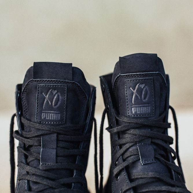 official price low price sale special discount of PUMA XO Parallel Triple Black - KicksOnFire.com