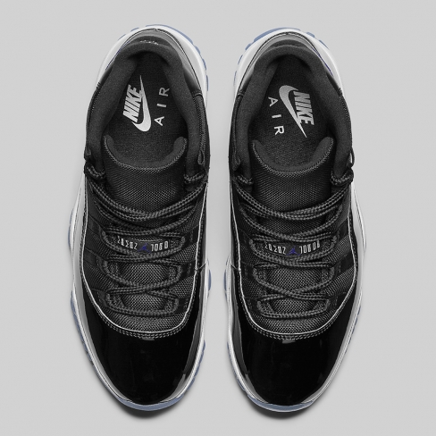 designer fashion 1c004 1256b Air Jordan 11 GS Space Jam - KicksOnFire.com