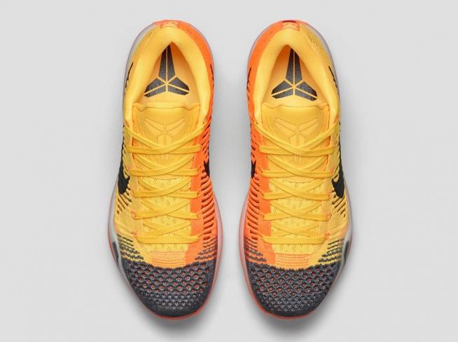 29a7a2d0d767 Nike Kobe 10 Elite Low - Rivalry - KicksOnFire.com