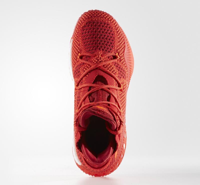 sports shoes 6d8f2 52d0d adidas Crazy Explosive Solar Red - KicksOnFire.com