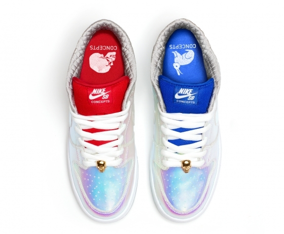 44ecc279a326 Concepts x Nike SB Dunk Low- Grail - KicksOnFire.com