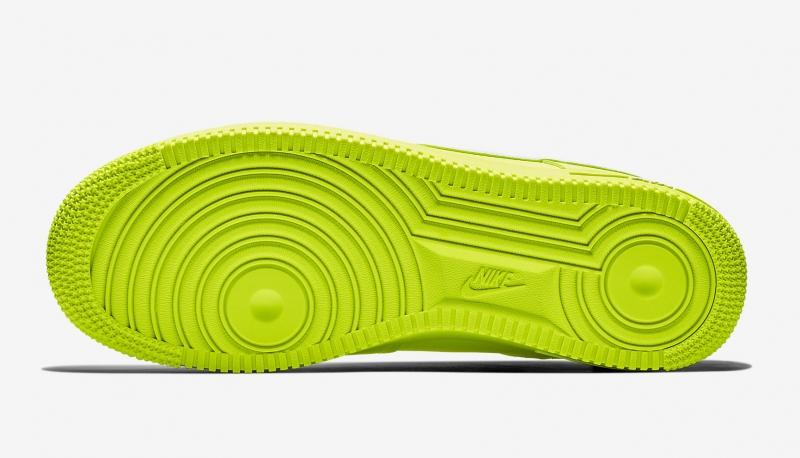 bb008699fe Nike Air Force 1 07 LV8 Utility Volt - KicksOnFire.com