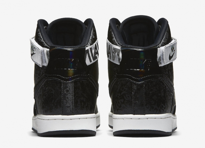 check out 4ac14 47a28 Nike WMNS Vandal High Los Angeles Black