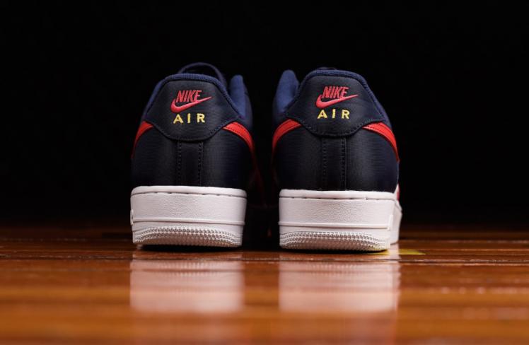 Nike Air Force 1 Low Mini Swoosh USA - KicksOnFire.com f9a223b53