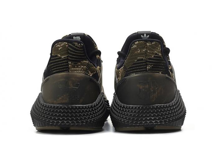 new product e7615 3ac08 UNDFTD x adidas Prophere Camo - KicksOnFire.com