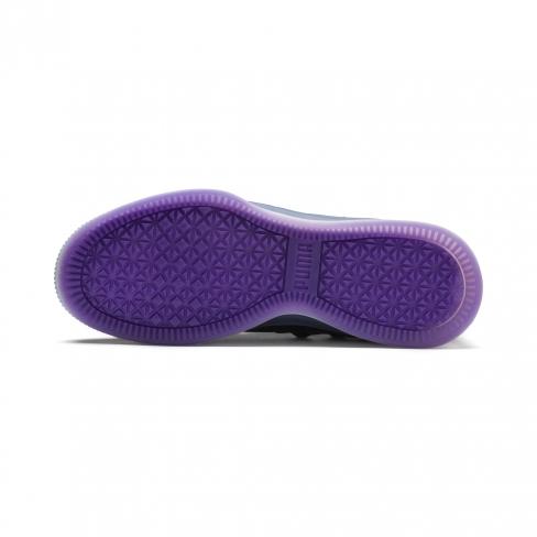finest selection e0044 e6a76 PUMA Clyde Court Purple Glow - KicksOnFire.com