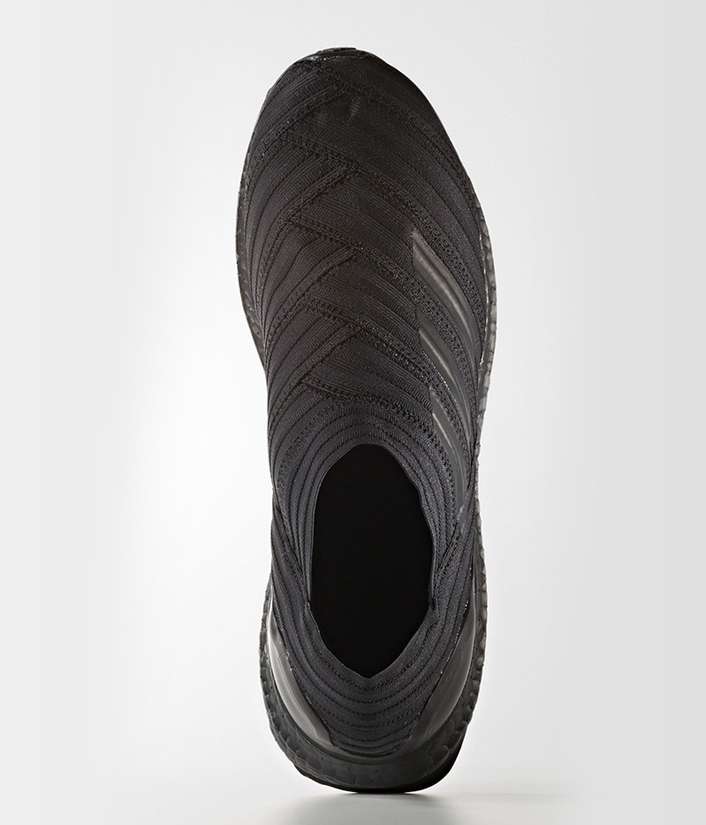 2e9bd0e1ca12 adidas Nemeziz Tango 17+ Ultra Boost Triple Black - KicksOnFire.com